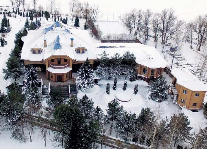 Шикарные дома и квартиры Филиппа Киркорова