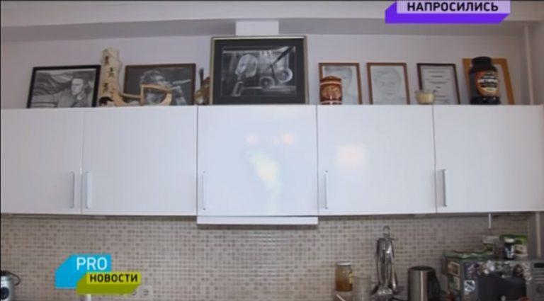 Скромное жилье Егора Крида