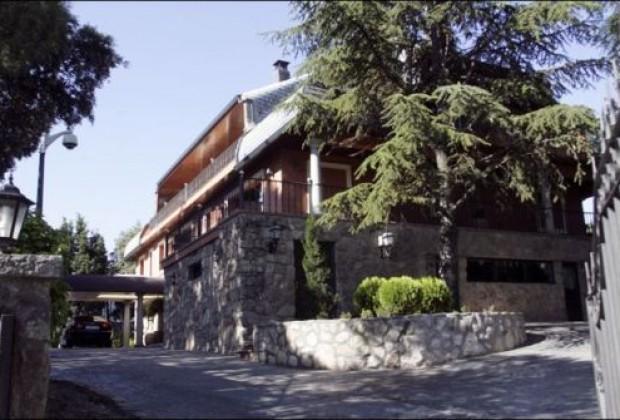 Элитный особняк Серхио Рамоса