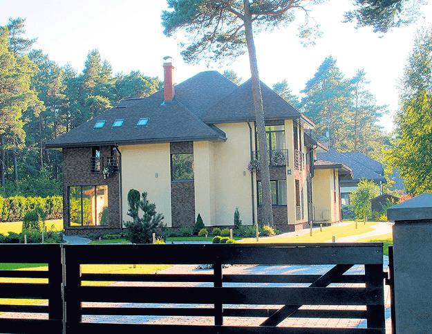 Шикарные дома Сергея Светлакова в стиле минимализм