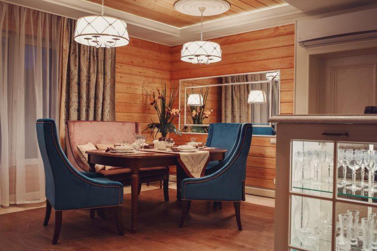 Квартира и дача Сергея Лазарева