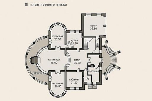 Стильное жилье Веры Брежневой