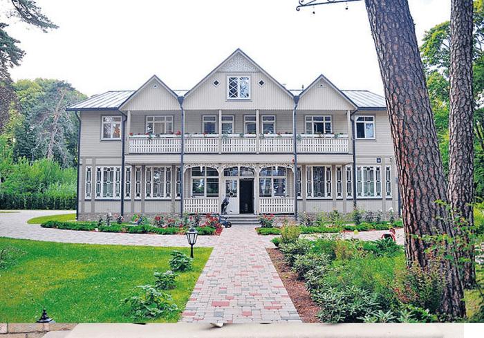 Квартира и дом Гарика Мартиросяна