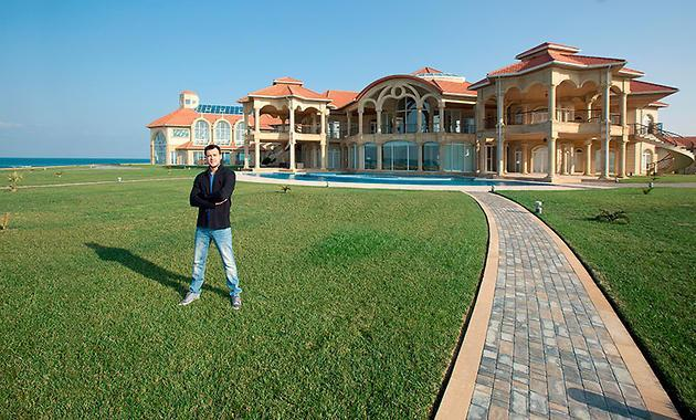 Элитные дома и квартиры Эмина Агаларова