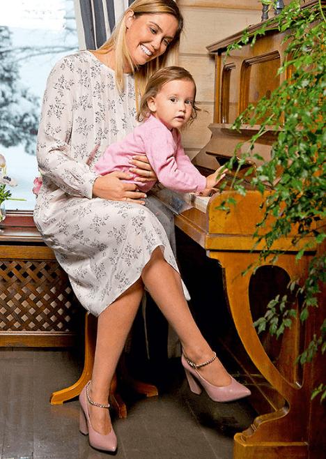 Дом, в котором живут Павел Прилучный и Агата Муцениеце с детьми