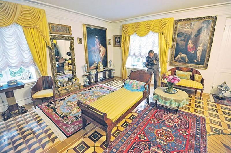 Роскошные дома и квартиры Иосифа Кобзона