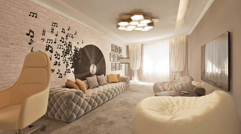 Московская квартира Нюши