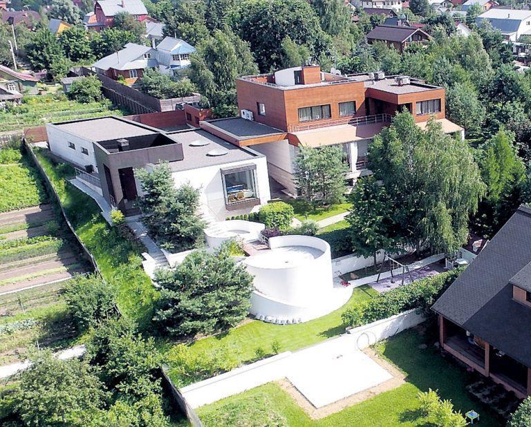 Роскошная недвижимость Ивана Урганта