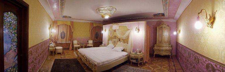 Королевские апартаменты Анастасии Волочковой