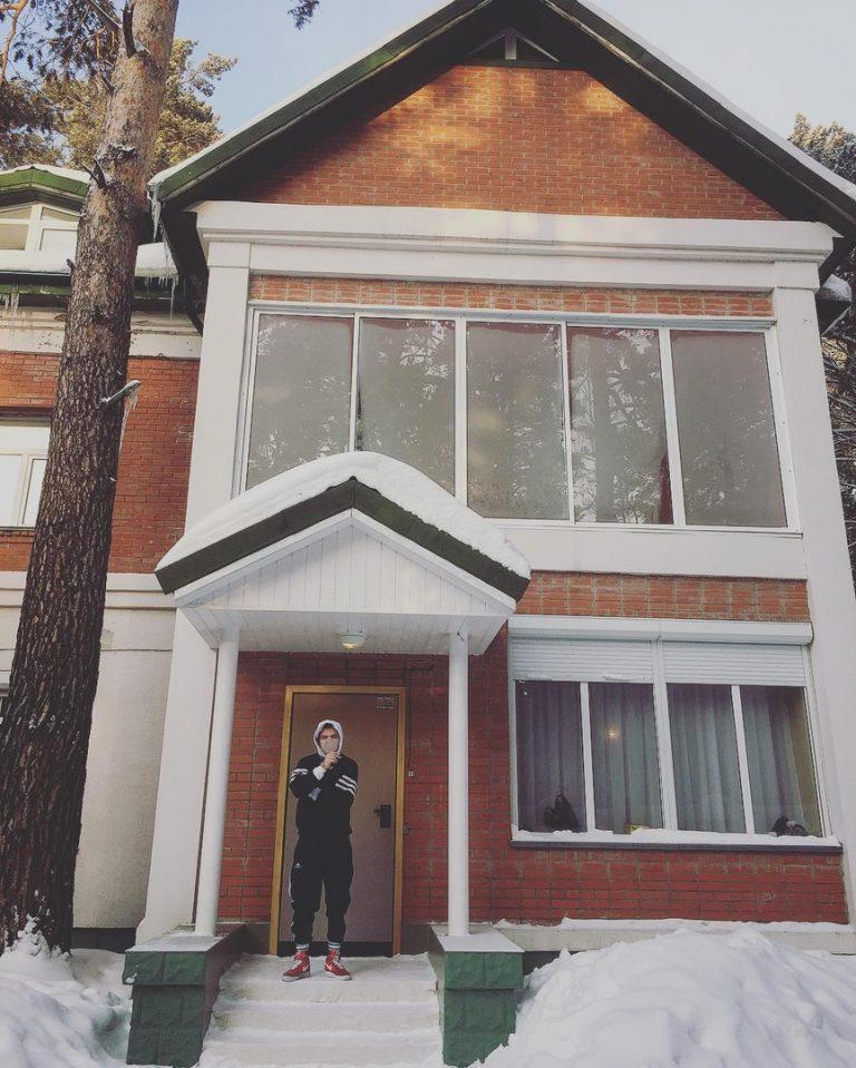 Квартира Элджея в Москве
