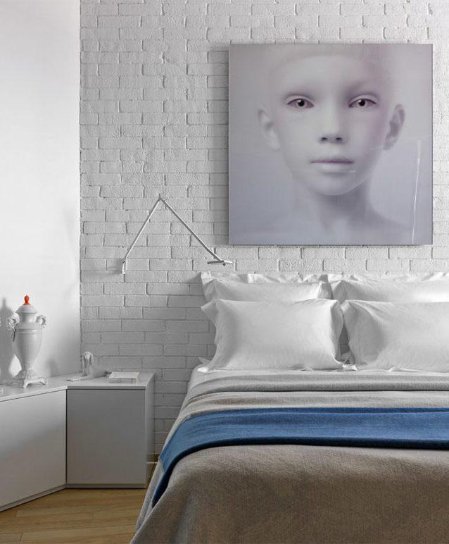 Квартира Андрея Малахова в стиле минимализм