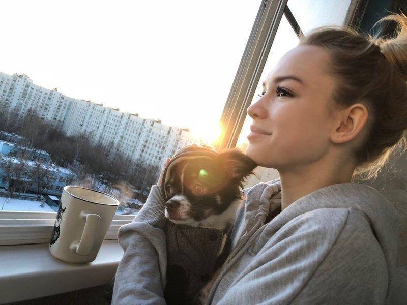 Московская квартира Дианы Шурыгиной