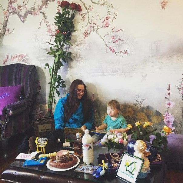 Подмосковный уютный дом Эвелины Бледанс