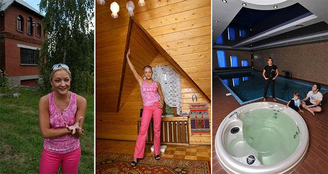 Квартира и дом Татьяны Булановой