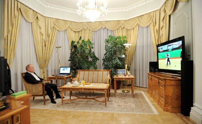 Элитная недвижимость Людмилы Путиной