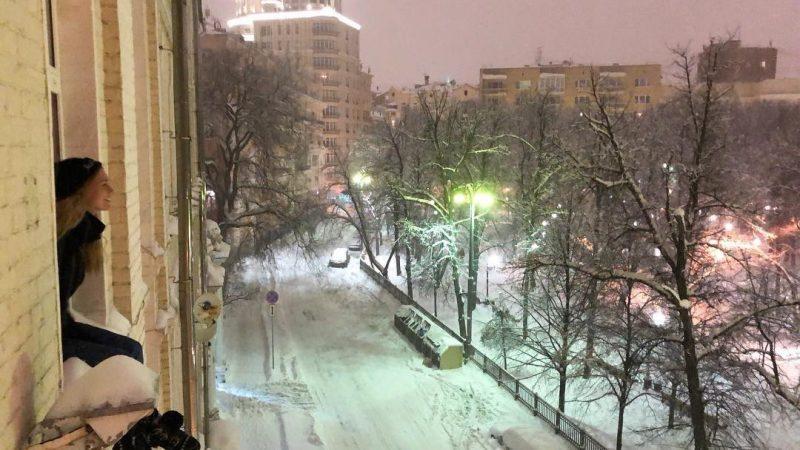 Квартира Гарика Харламова и Кристины Асмус в классическом стиле