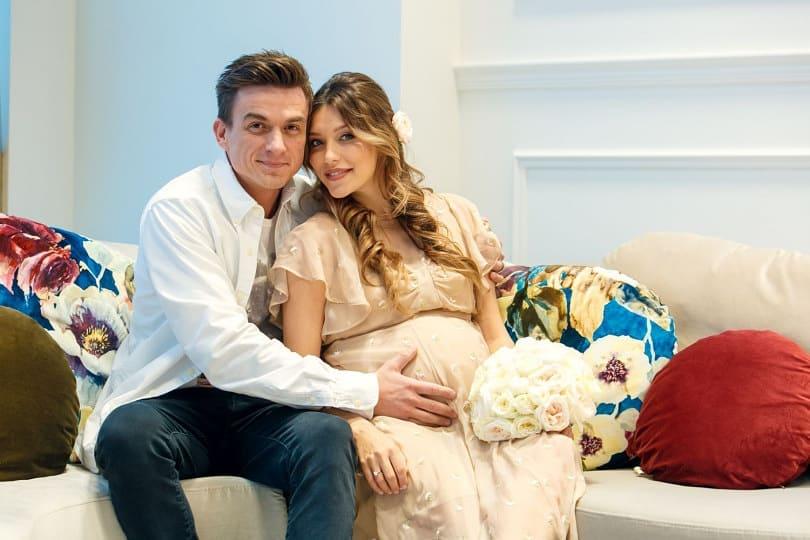 Стильная квартира Влада Топалова и Регины Тодоренко