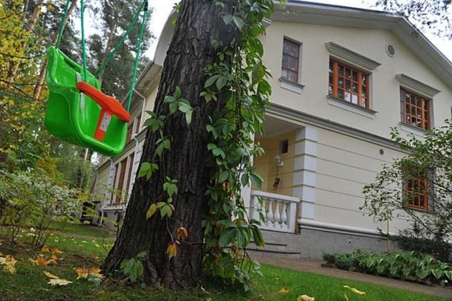 Роскошный дом Никиты Михалкова на Успенской горе