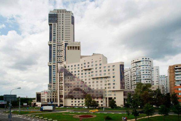 Квартира и дом Игоря Акинфеева