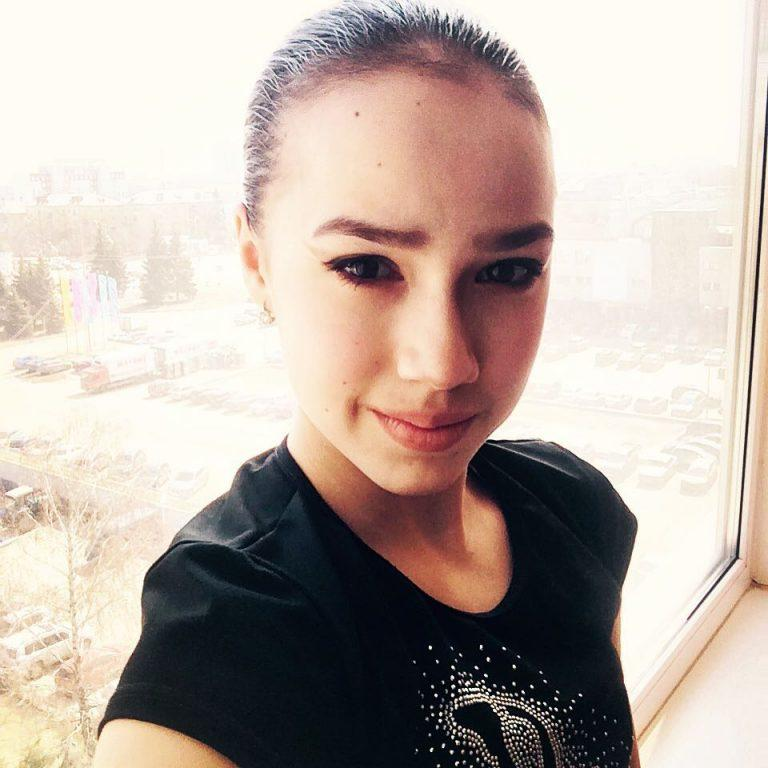 Скромная квартира Алины Загитовой
