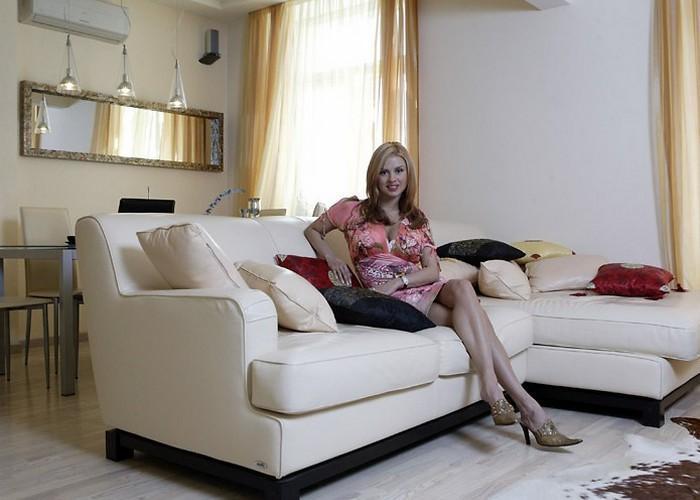 Столичные квартиры Анны Семенович