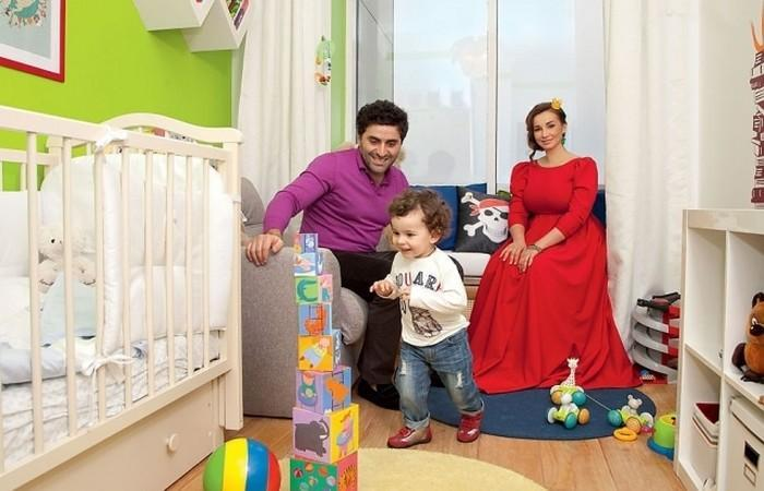 Стильные квартиры Анфисы Чеховой