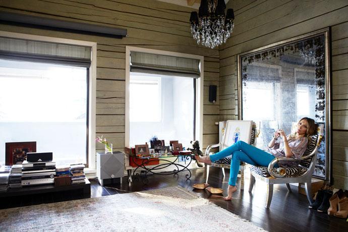 Шикарный дом Федора Бондарчука на рублевке