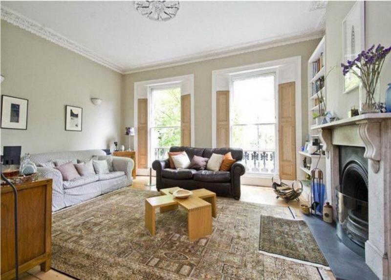 Стильный лондонский дом Киры Найтли