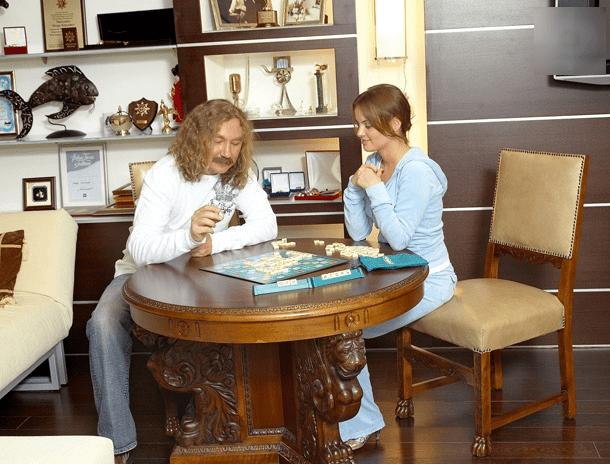 Современный и уютный дом Игоря Николаева и Юлии Проскуряковой