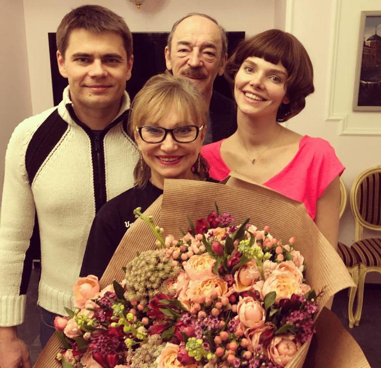 Квартира Лизы Боярской и Максима Матвеева в Санкт-Петербурге
