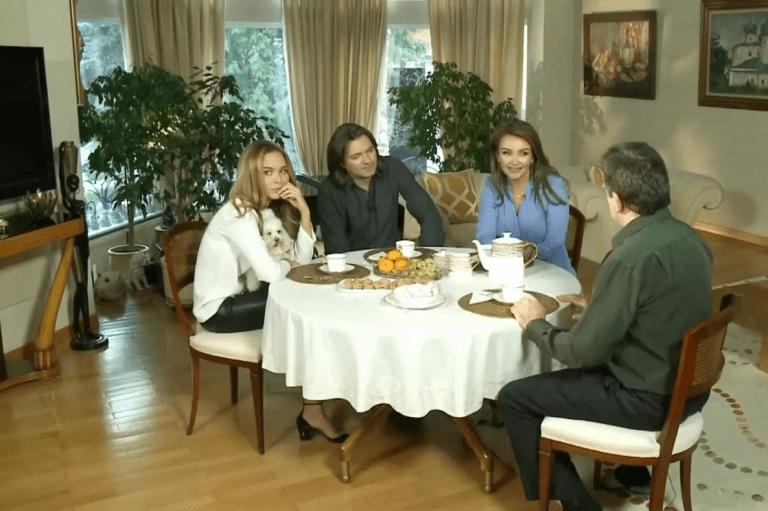 Дом Дмитрия Маликова в Барвихе