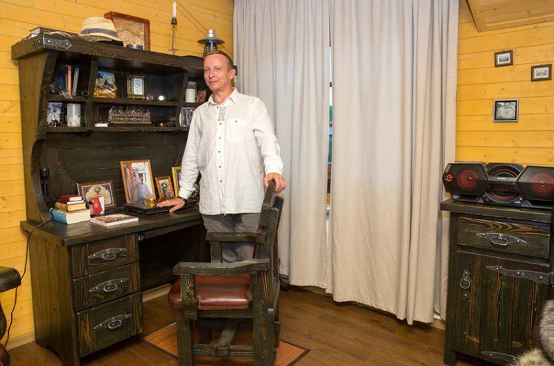 Дом Ивана Охлобыстина — уютный уголок для большой семьи