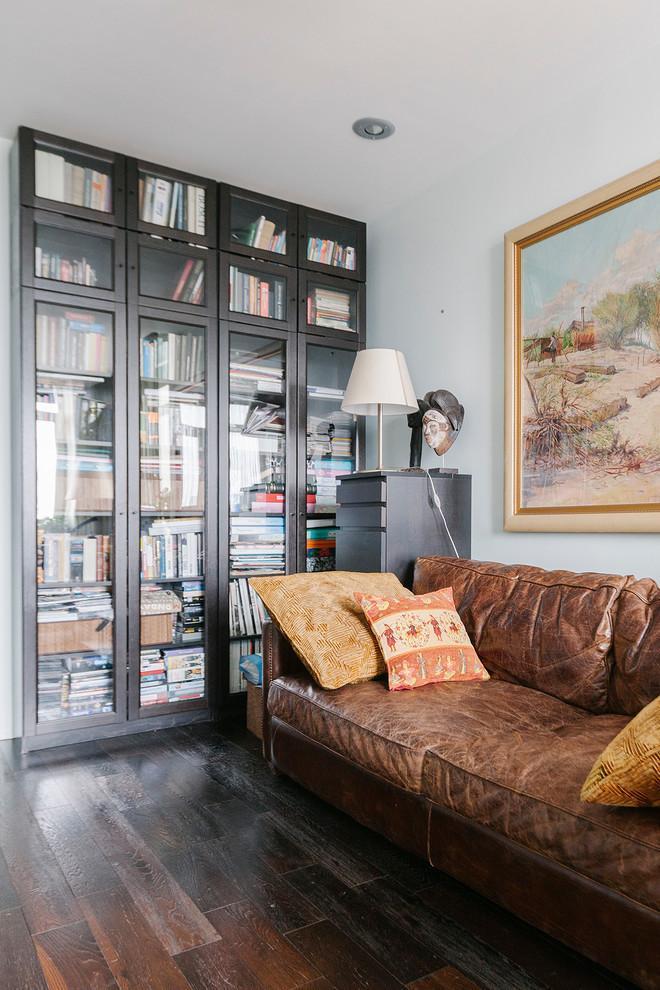 Митя Фомин и его двухуровневая квартира с видом на набережную