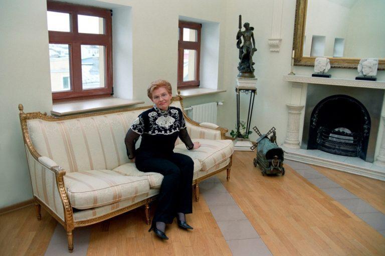 Столичная недвижимость Елены Малышевой