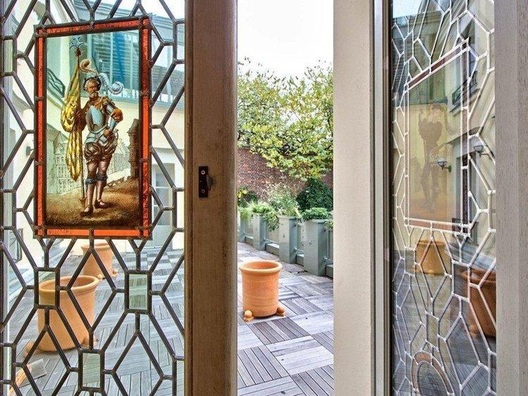 Шикарное поместье Жерара Депардье в Париже