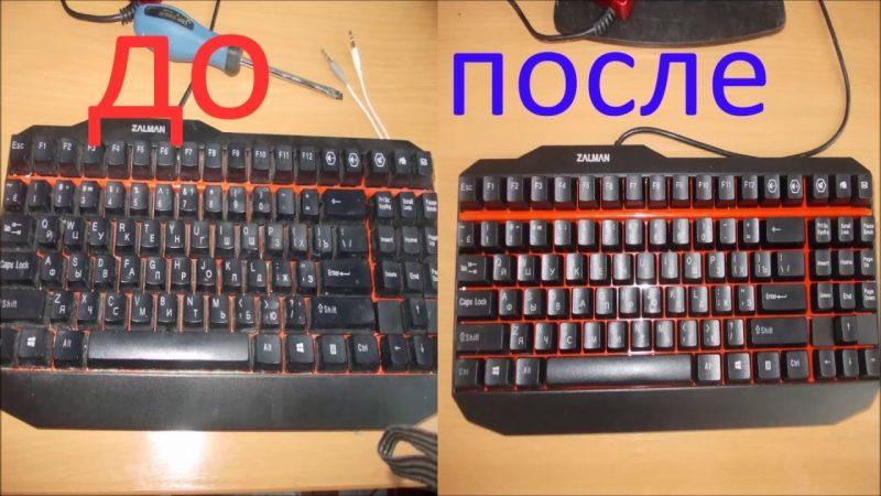 Как правильно почистить клавиатуру, подробная инструкция и советы специалистов