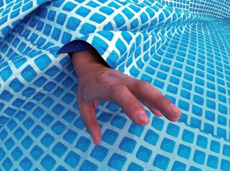 Как и чем заклеить бассейн, экстренные и надежные способы