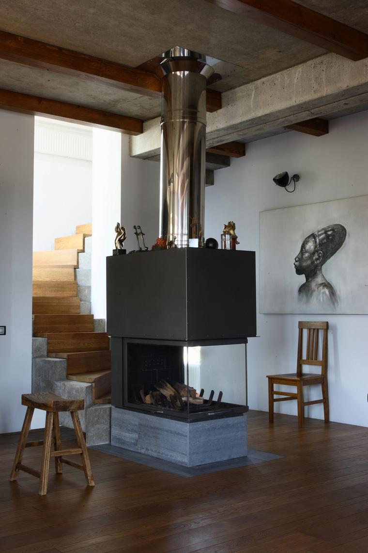 Необычный подмосковный дом Ильи Лагутенко