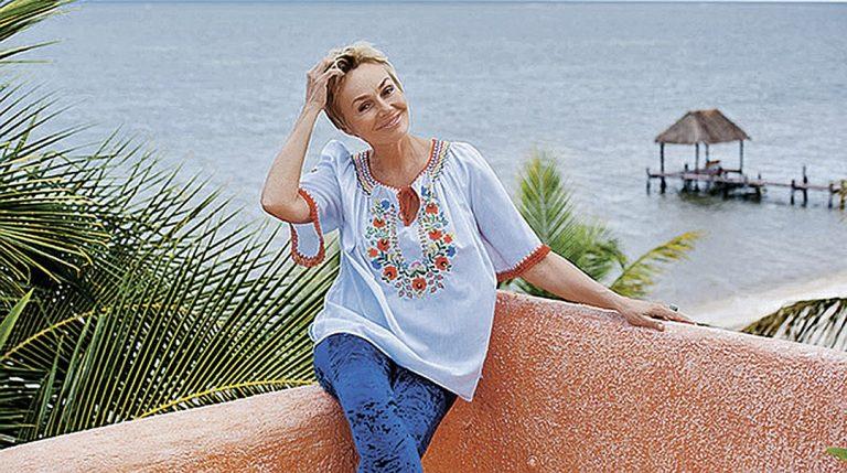Вилла Натальи Андрейченко на берегу Карибского моря — обитель для йоги и самосовершенствования