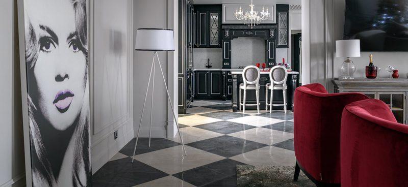 Новый коттедж Марии Мироновой, обустроенный специально для мамы Екатерины Градовой