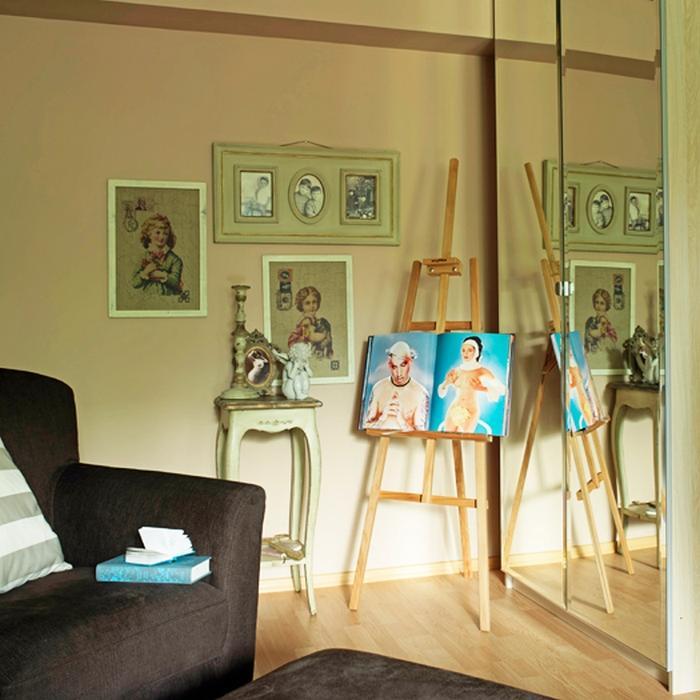 Где живёт Виктория Дайнеко: шикарные апартаменты на Кутузовском в винтажном стиле
