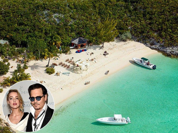 Фешенебельная недвижимость Джонни Деппа в живописных уголках мира