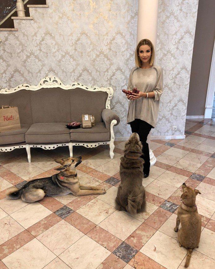 «Деревенская» жизнь Ольги Орловой на Рублёвке