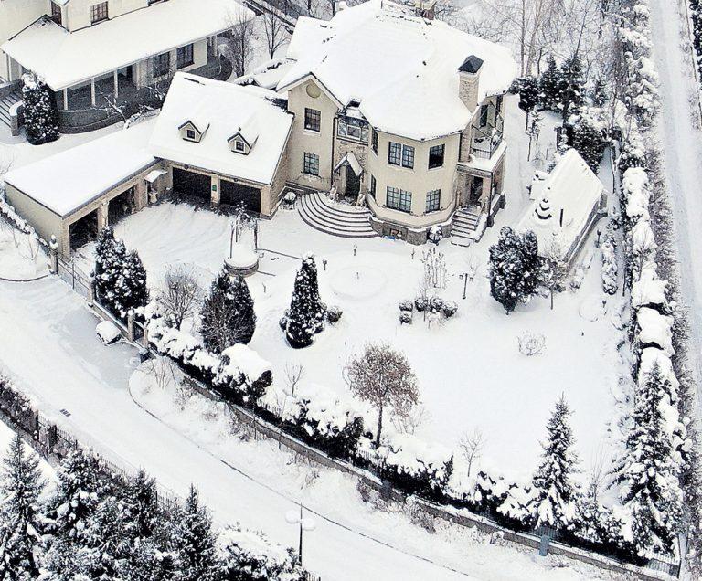 Где живёт Николай Расторгуев, описание «засекреченного» особняка