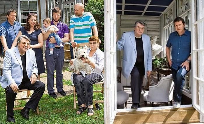 Недвижимость Александра Ширвиндта: квартира с видом на Москву-реку и фамильная дача в стилистике времен СССР