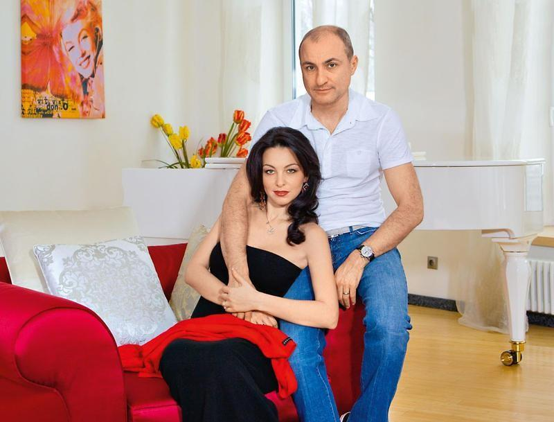 Просторная вилла в Сколково народного артиста России Михаила Турецкого