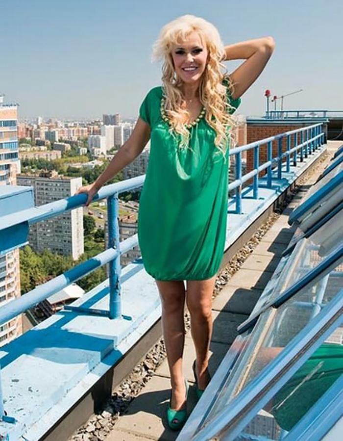 Пентхаус Юлии Шиловой с шикарным видом на Москву