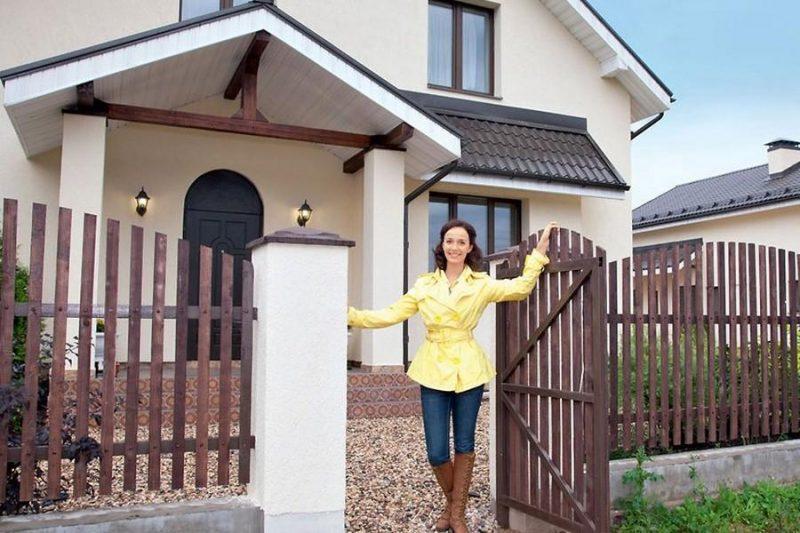Уютный загородный дом мечты Валерии Ланской