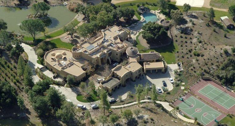 Необычный дом большой семьи Уилла Смитта