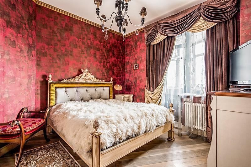 Московская квартира и загородный дом бывшей жены Вдовиченкова, актрисы Ольги Филипповой